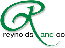 Reynolds and Co,  Accountants in Solihull, logo
